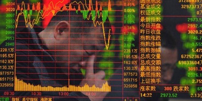 """Asya'daki """"virüs"""" küresel piyasaları vurdu"""