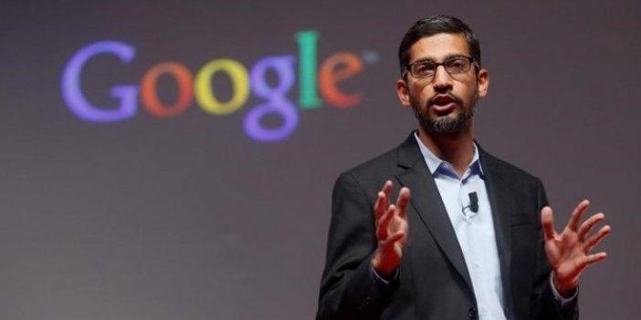 Google CEO'sundan 'yapayzeka' açıklaması