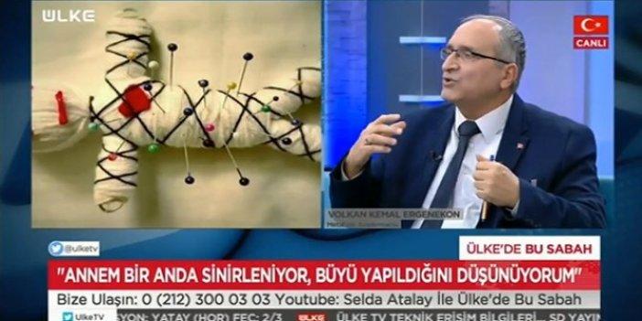"""Volkan Kemal Ergenekon: """"Denize girip çıkarak büyü bozulabilir"""""""
