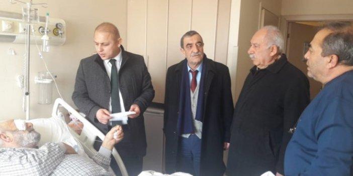 Kırıkkale Tıp Fakültesi'nde 'yanlış tedavi sonucu 36 hasta kör oldu' iddiası
