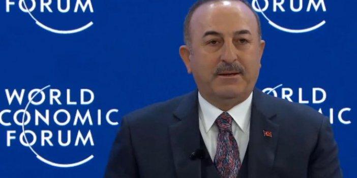 Mevlüt Çavuşoğlu'ndan Ateşkes açıklaması