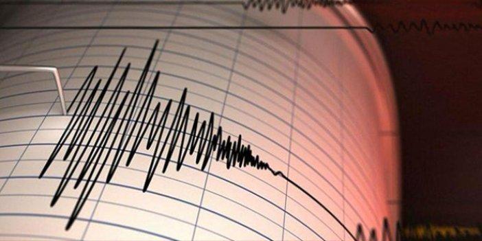 Manisa bir deprem daha!