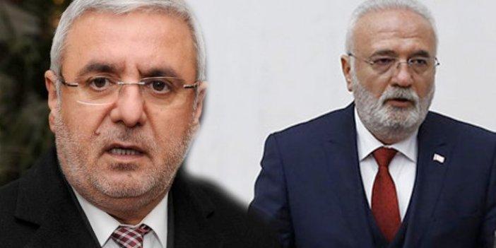 AKP'li Mustafa Elitaş ile Mehmet Metiner'in FETÖ kavgası!