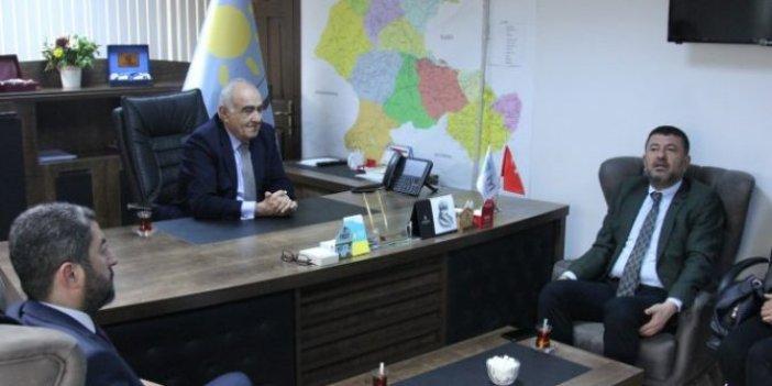 """Veli Ağbaba: """"FETÖ'nün siyasi ayağı varsa iktidarın içinde"""""""