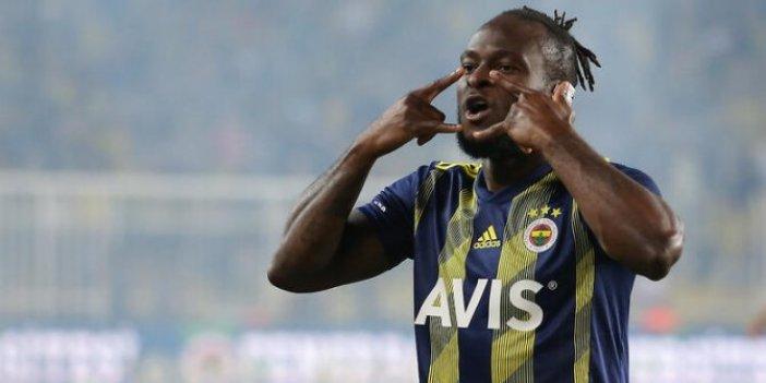 Fenerbahçe'den Victor Moses kararı