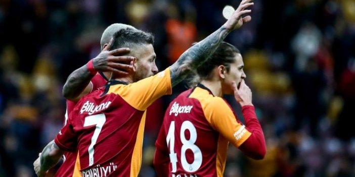 Galatasaray, Ziraat Türkiye Kupası'nda 'devam' dedi