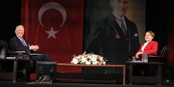 Meral Akşener, Uğur Dündar'a konuk oluyor