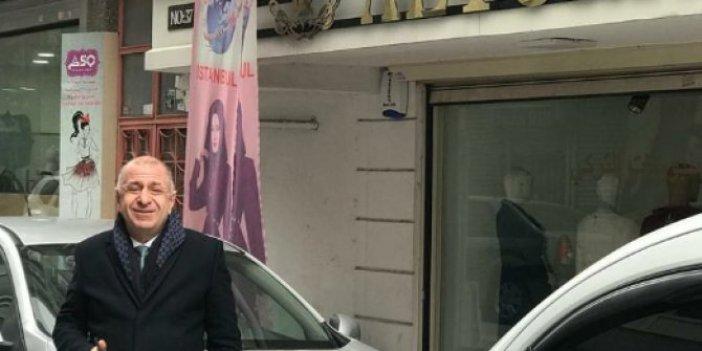 """İYİ Partili Ümit Özdağ: """"Suriyeliler piyasayı ele geçirdi"""""""