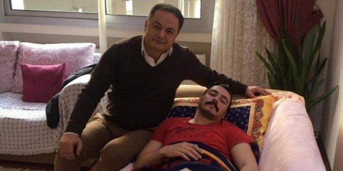 Terör gazisi Engin Kaygısız, hastanede ölümden döndü