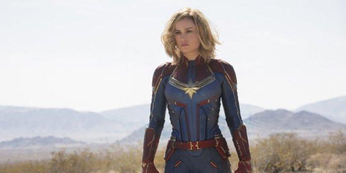 Captain Marvel farklı yönetmen ve senaristle devam ediyor