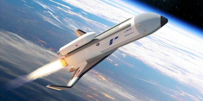 ABD'den 'uzay uçağı' projesinde geri adım