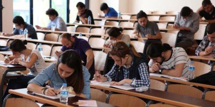 Üniversite sınavları ertelenecek mi?