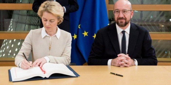 Avrupa Birliği Brexit'i onayladı