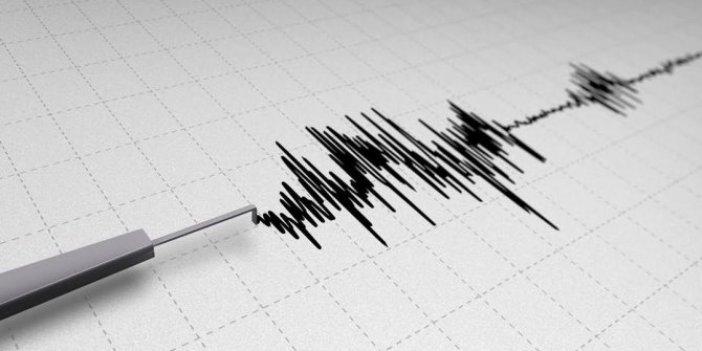 Elazığ'da peş peşe depremler!
