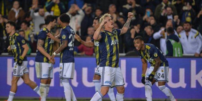 Fenerbahçe-M.Başakşehir: 2-0 (Maç özeti)