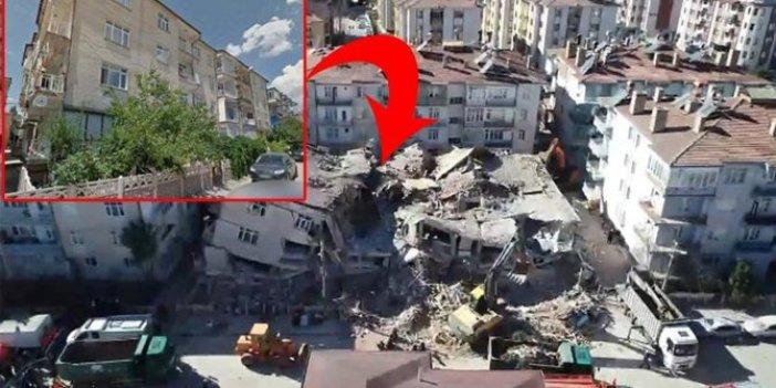 """Hakan Tahşi: """"Binamız çürüktü, belediye biliyordu"""""""
