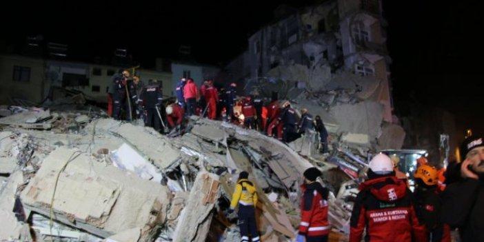 Elazığ depremi ön inceleme raporu yayımladı!