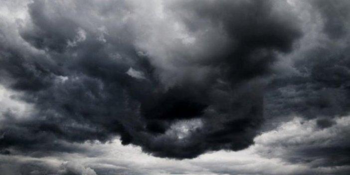 Deprem bölgesi dahil hava değişiyor
