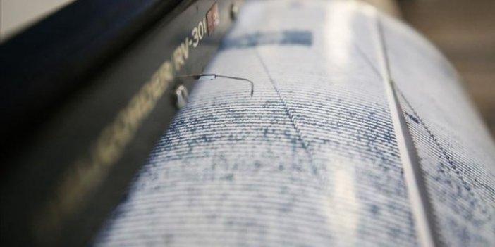 İran'da 5.4 büyüklüğünde deprem