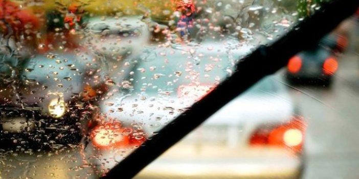 İstanbul'da 3 gün yağış var