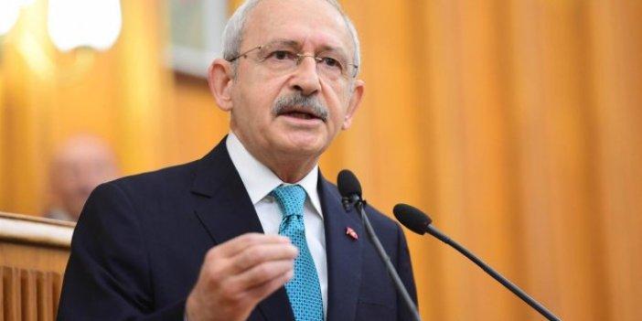 Kemal Kılıçdaroğlu, grup toplantısında konuştu