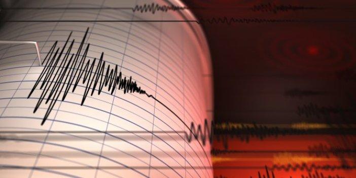 Manisa'da korkutan deprem! İstanbul'da da hissedildi