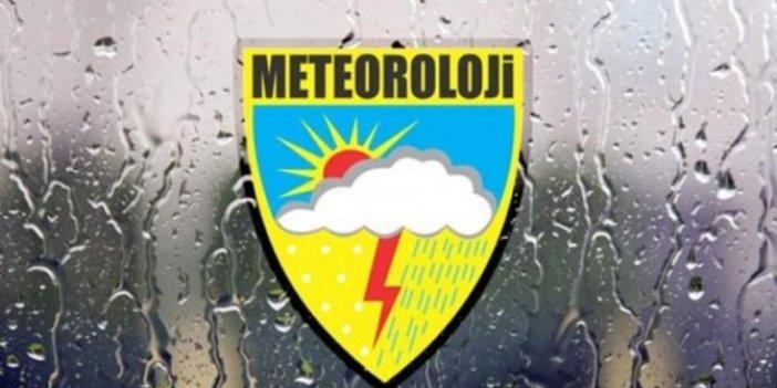 Meteoroloji'den Elazığ çin uyarı