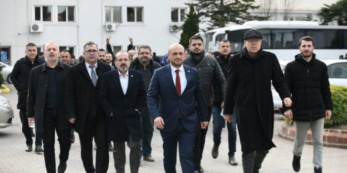 İYİ Partili başkana 'Cumhurbaşkanına hakaret' soruşturması