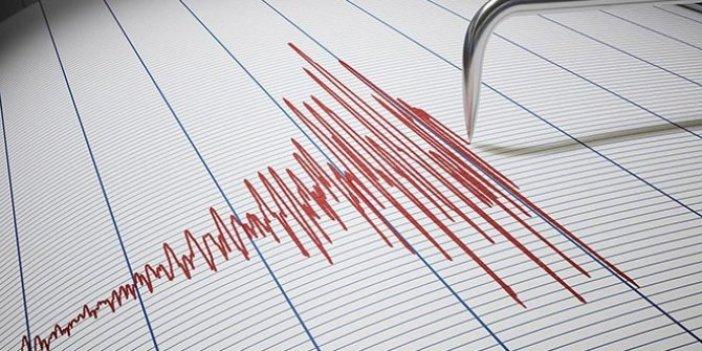 Gece boyu korkutan depremler!