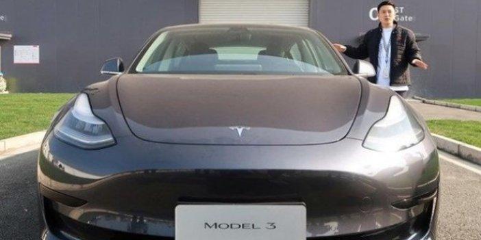 Tesla'da salgından dolayı Çin'deki fabrikalarını kapattı