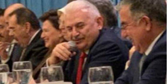 AKP'li Binali Yıldırım'dan 'kaz' partisi