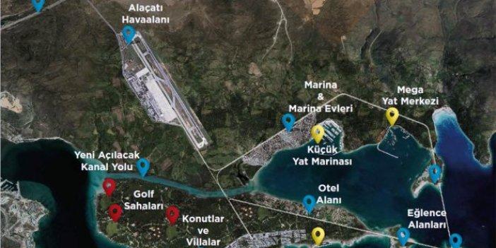 Acele kamulaştırma kararı alınan arazilere CHP'li Sevda Erdan Kılıç'tan tepki