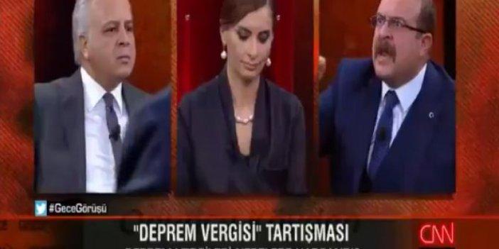Ömer Lütfü Avşar ile Fatih Atalay canlı yayında kavga etti