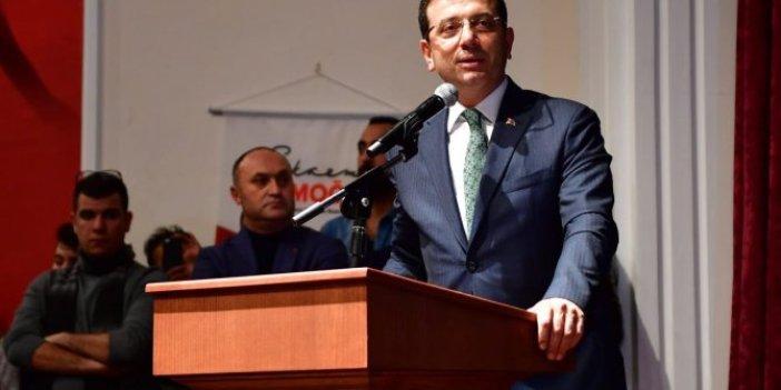 Ekrem İmamoğlu: Cumhurbaşkanı'ndan 5 aydır davet bekliyorum