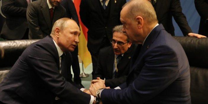 Rusya'dan Tayyip Erdoğan'a İdlib yanıtı