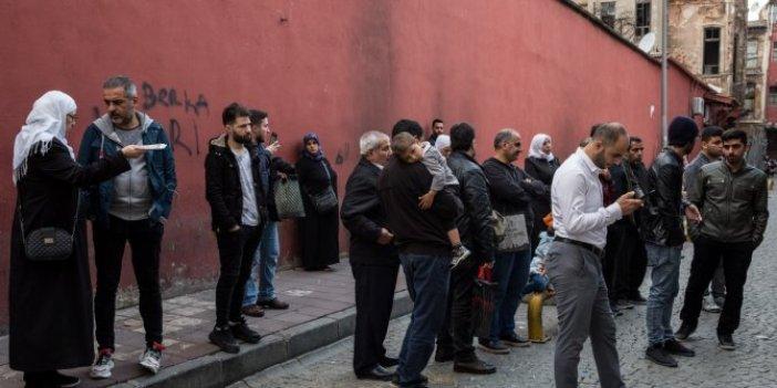 İstanbul'da yaşayan 480 bin Suriyeli nerede?