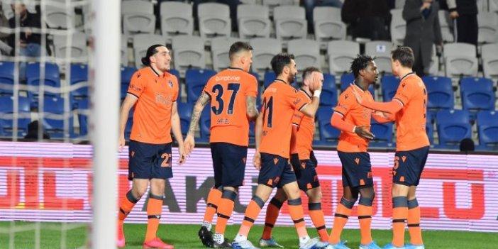 Medipol Başakşehir-Gençlerbirliği: 3-1 (Maç Özeti)