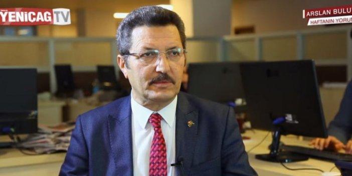"""""""Kanal İstanbul bir ABD projesidir!"""" ( Arslan Bulut yorumluyor )"""
