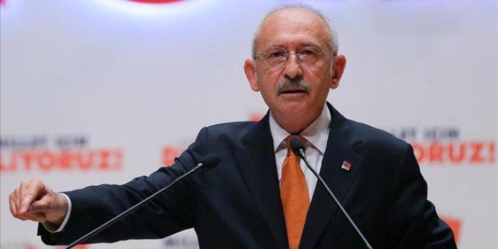 Kemal Kılıçdaroğlu Elazığ'da konuştu