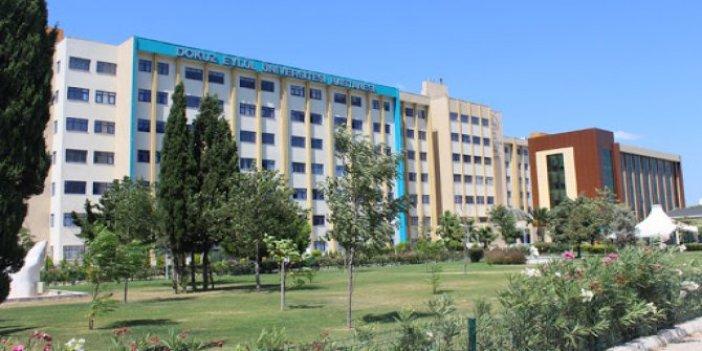 Dokuz Eylül Üniversitesi Hastanesi şifa yuvasıydı, mikrop yuvası oldu