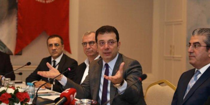 Ekrem İmamoğlu: Kanal İstanbul bir emlak işi