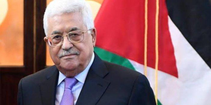 "Mahmut Abbas: ""Tarihe Kudüs'ü satan biri olarak geçmeyeceğim"""