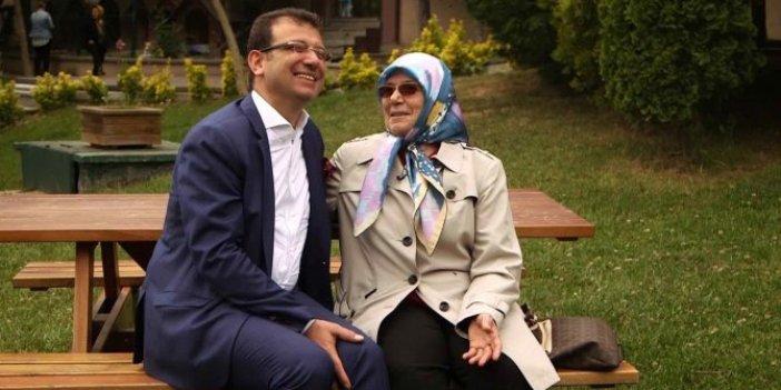 AKP'li yazardan Ekrem İmamoğlu'nun annesine hakaret