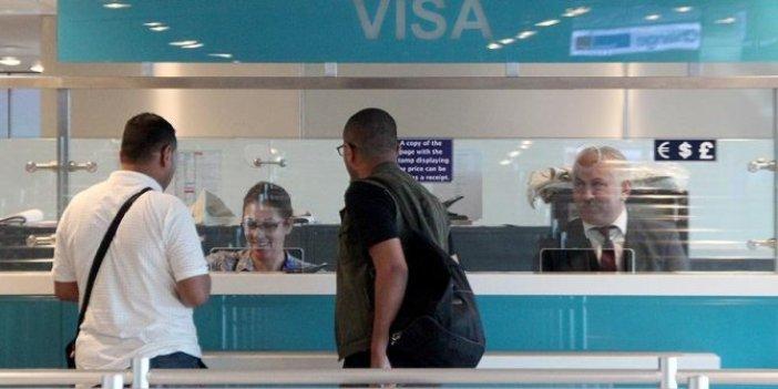 Çin vatandaşlarına vize uygulamasını durdurdu