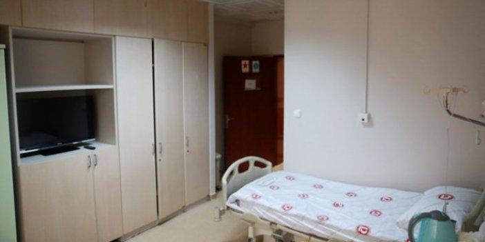 Wuhan'dan tahliye edildiler: İşte karantina odaları