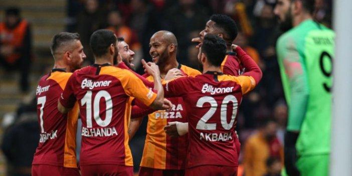 Galatasaray-Kayserispor:4-1 (Maç Özeti)