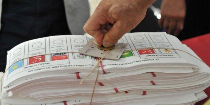 Erken seçim mi geliyor? AKP...