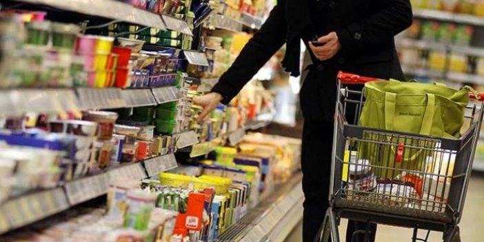 Enflasyon sepetinde vatandaşı etkileyen malların ağırlığı düşürüldü