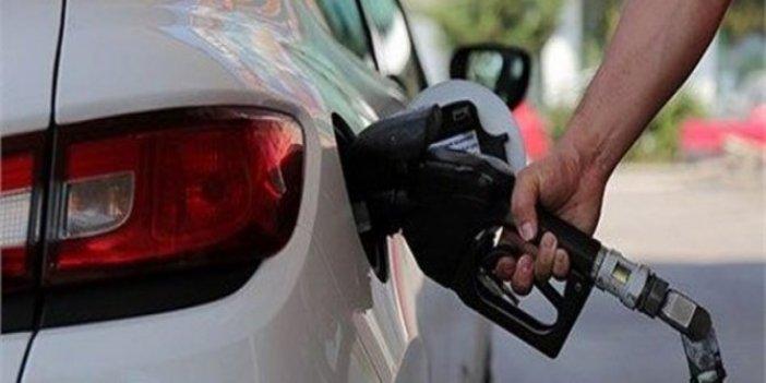 Benzine gelen zam iptal edildi