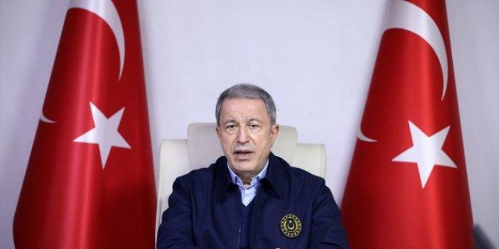 """Hulusi Akar: """"76 rejim askeri etkisiz hale getirildi"""""""